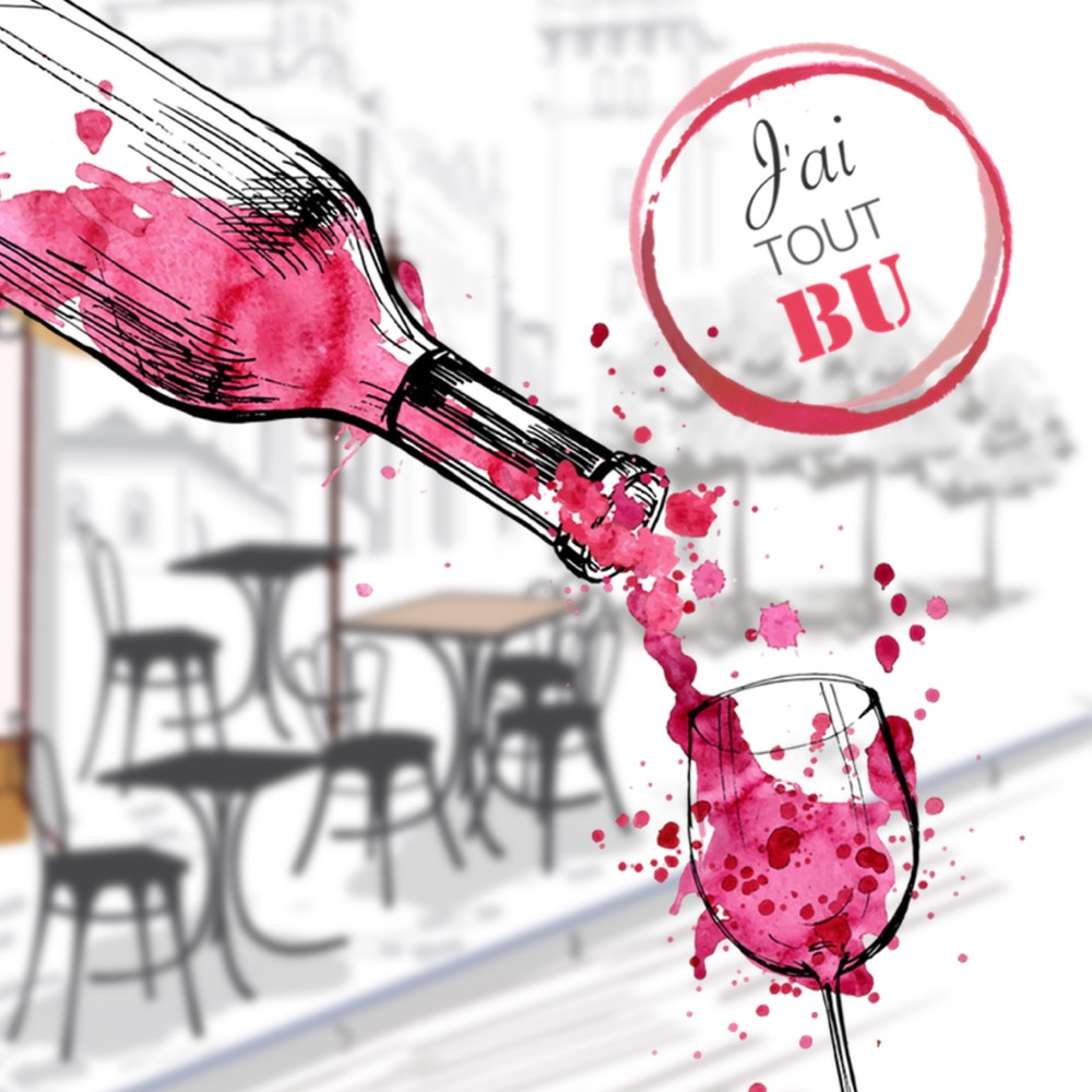 Millefeuille Agency - J'ai Tout Bu - Wine Eshop with Style