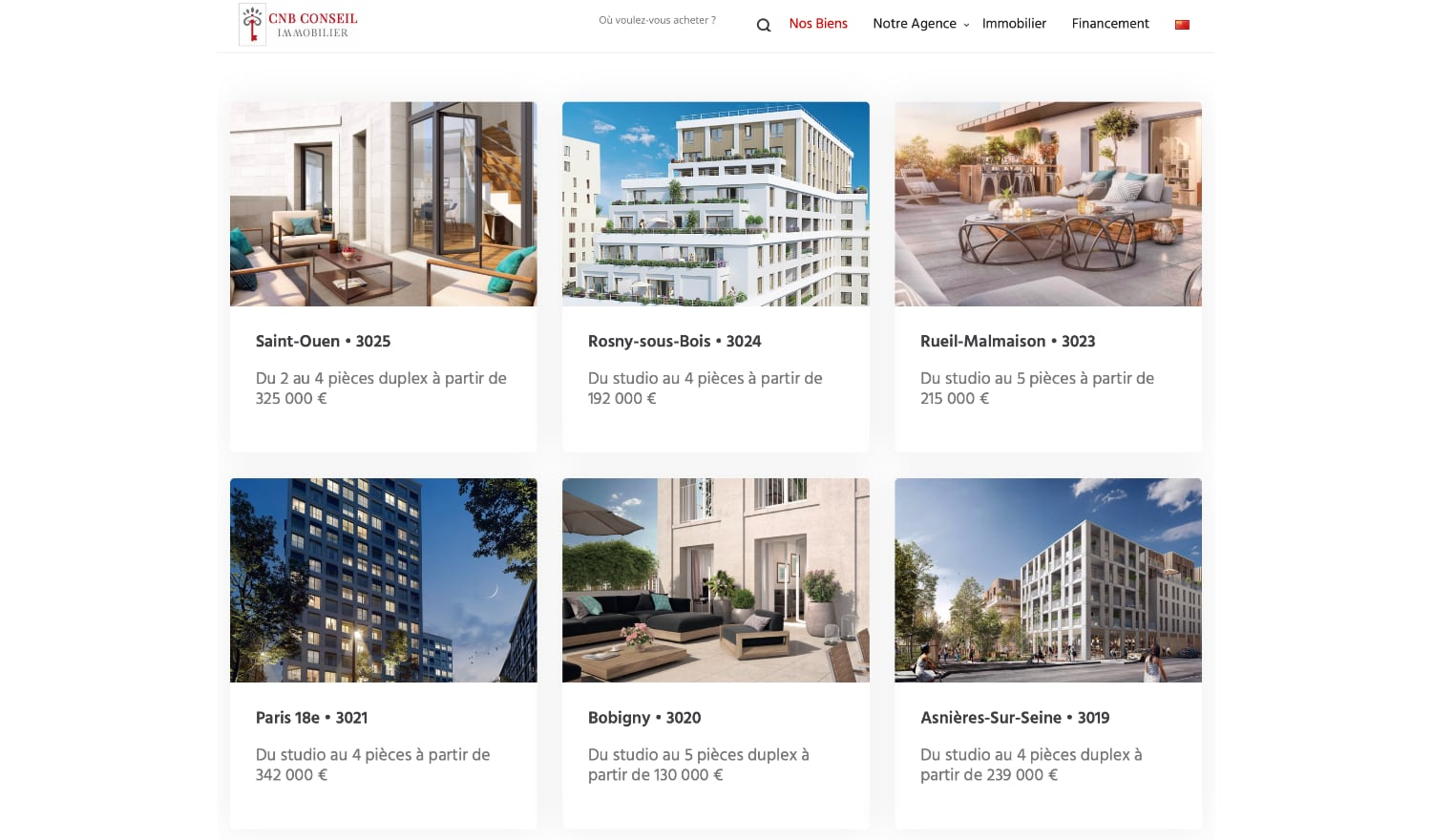 Millefeuille Agency - CNB Conseil Immobilier